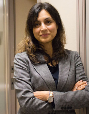 Nadia Khan, Head of GIM